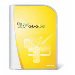 Microsoft Office Excel 2007 - version upgrade package
