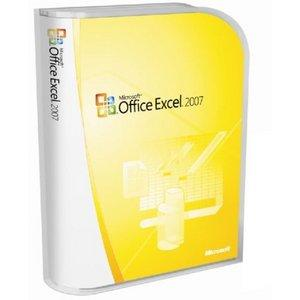 Microsoft Office Excel 2007 - complete package
