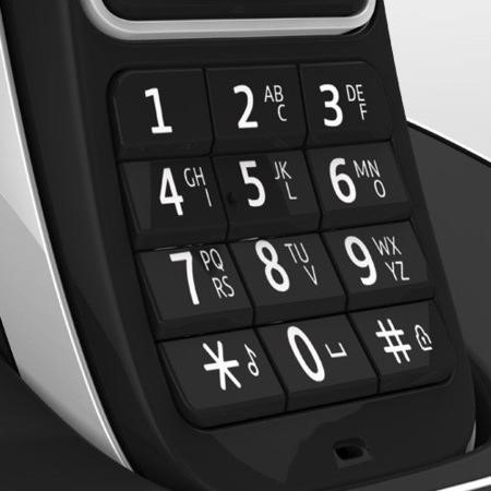 BT 7600 Cordless Telephone with Answer Machine - Single