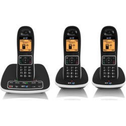 BT 7600 Cordless Telephone with Answer Machine - Trio