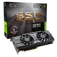 EVGA GeForce GTX 1060 6GB GDDR5 Graphics Card
