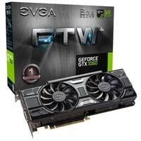 EVGA GeForce GTX 1060 6GB FTW+ GAMING GDDR5 Graphics Card