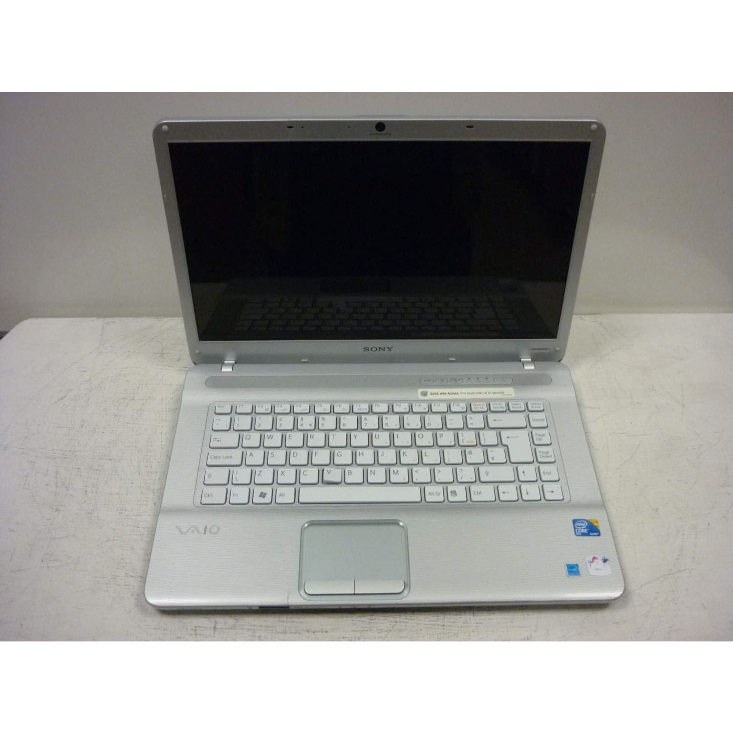 Review Sony Vaio NR11S/S Notebook