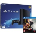 0711719753513 Sony PlayStation 4 Pro Black 1TB With NIOH 2 and Dual Shock 4 Controller