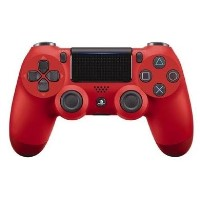 Sony PlayStation 4 Dual Shock Controller in Magma Red