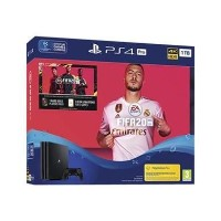 Sony Playstation 4 PRO 1TB With FIFA 20 + 1 Dual Shock 4 Controller