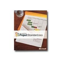 Microsoft Office Project 2003 Standard Edition 076-02627