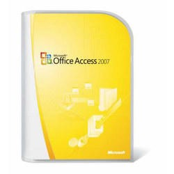 Microsoft Office Access 2007 - version upgrade package
