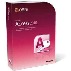 Microsoft Access 2010 32/64Bit UK DVD