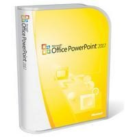 Microsoft Office PowerPoint 2007 - version upgrade package