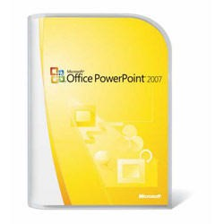 Microsoft Office PowerPoint 2007 - complete package