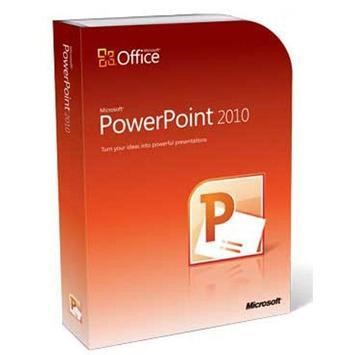 Microsoft® PowerPoint® 2010 Single OPEN 1 License No Level