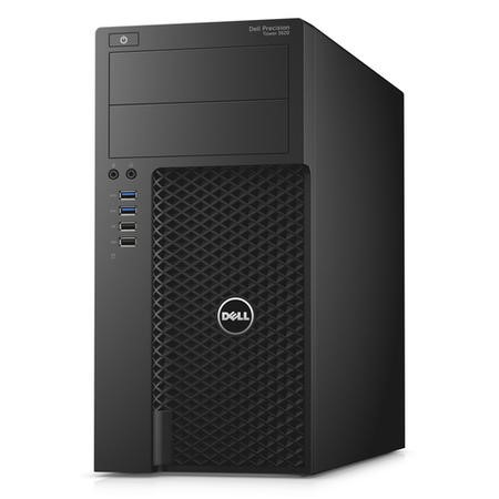 07G1K Dell Precision T3620 Intel Core i7-7700 16GB 512GB Quadro P2000 Windows 10 Pro Workstation PC