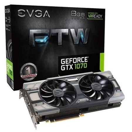 EVGA Gaming GeForce GTX 1070 8GB GDDR5 Graphics Card