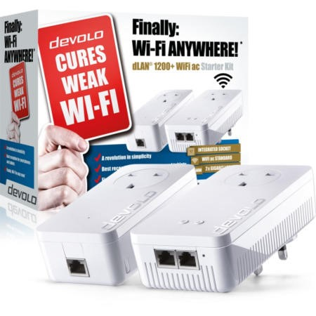 Devolo dLan 1200 Wifi AC Powerline