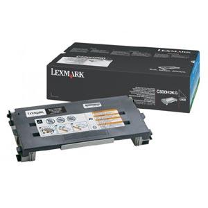Lexmark Toner Cartridge C500 Black