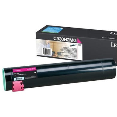 C935 Magenta High Yield Toner Cartridge (24K)