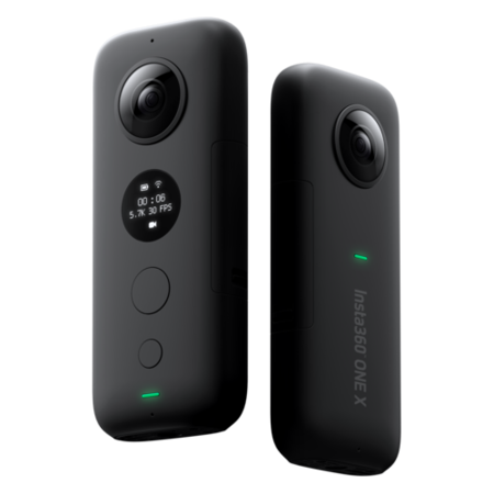 0D6-91D-603 Insta360 One X Action Camera