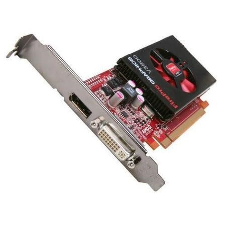 SAPPHIRE AMD FIREPRO V3900 1GB DDR3 1 X DUAL LINK DVI 1 X DP PCI-E PROFESSIONAL Graphics Card
