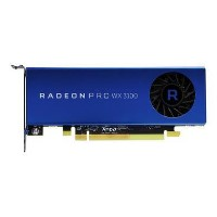 AMD Radeon Pro WX 3100 Professional Graphics Card 4GB DDR5 DP 2 miniDP mDP to DVI Adapter 1219MHz