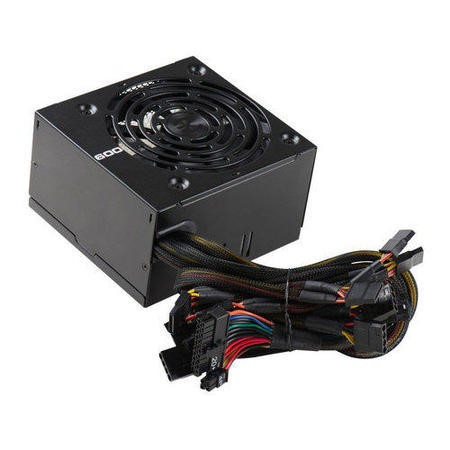 100-W1-0600-K3 EVGA 600W 80 Plus White Non-Modular Power Supply