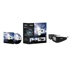 NEC Projector 3D Starter Kit