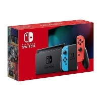 Nintendo Switch 1.1 Neon Red/Blue  Console