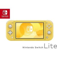 Nintendo Switch Console in Lite Yellow