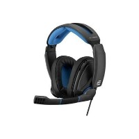 EPOS Sennheiser GSP 300 Gaming Headset -Black & Blue