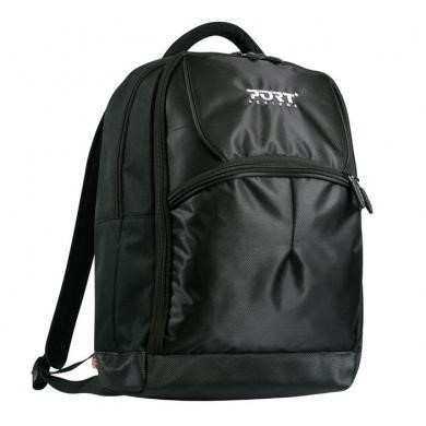 "Port Designs Avoriaz 15.6"" Laptop Backpack - Black"