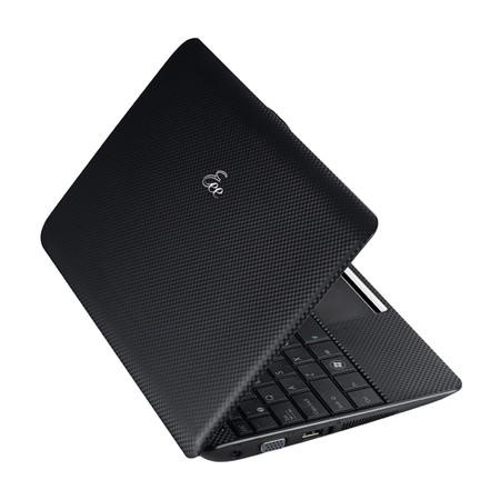ASUS Eee PC 1001PX Seashell Netbook in Black