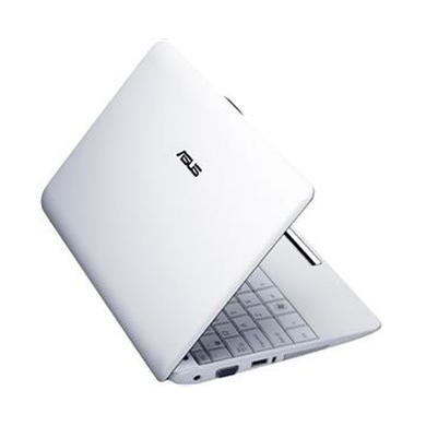 ASUS Eee PC 1001P Seashell Netbook in White