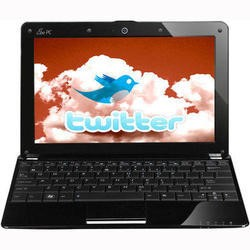 ASUS EEE PC 1005P Netbook in Black with 11 Battery Life