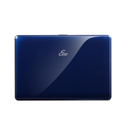 ASUS EeePC 1008HA SeaShell in Blue - 5 Hour Battery Life