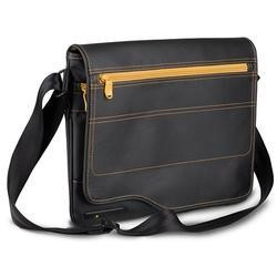 "Be.ez LE reporter for MacBook Air 11"" Messenger Bag - Black/Safran"