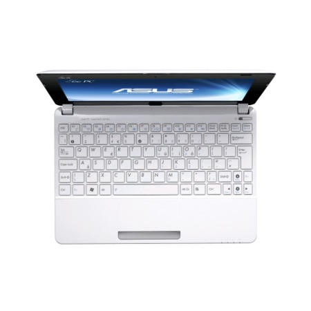 Asus EEE PC 1011PX Dual Core Netbook in White