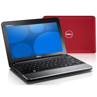 Dell Samos 1012 Netbook in Red