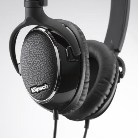 Klipsch Image One 3 Button Stereo Headphones