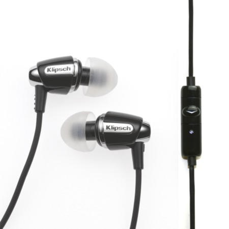 Klipsch S4a for Android Devices - Black