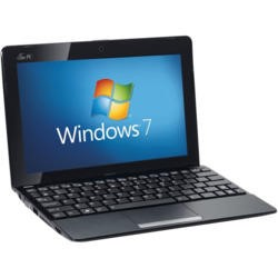 Asus EEE PC 1015CX Dual Core Netbook in Black