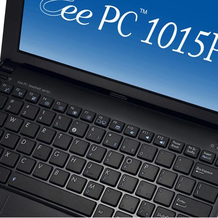 Asus EEE PC 1015P Netbook in Black