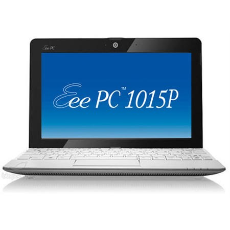 Asus EEE PC 1015P Netbook in White