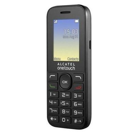 Alcatel 1016G Black Unlocked & SIM Free