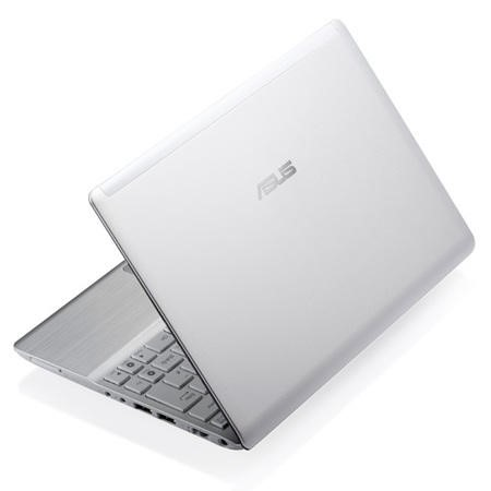 ASUS 1018P-WHI105S Netbook in White