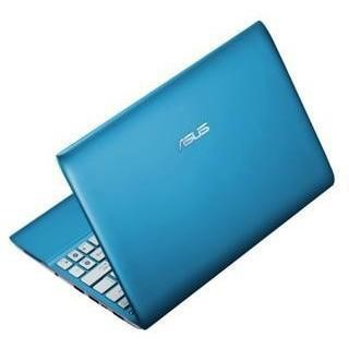 Asus 1025CE Dual Core Netbook in Blue