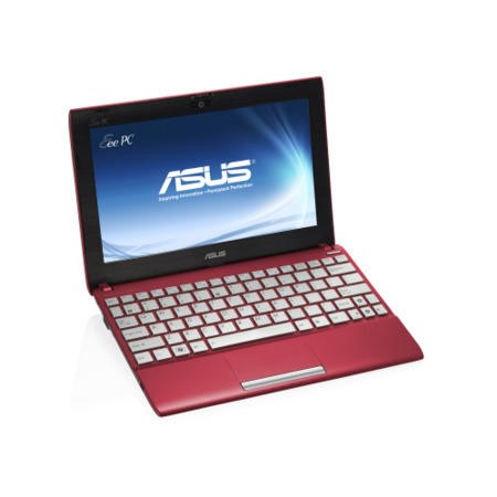 Asus EeePc 1025CE 10.1 inch Netbook in Pink with 12 Hours Battery Life