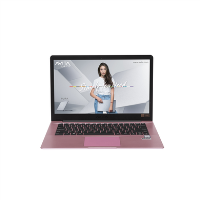 Avita Pura 14 AMD Ryzen 3 4GB 256GB SSD 14 Inch Windows 10 S Laptop - Rose Gold