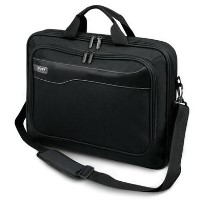 "Port Design HANOI Clamshell Bag for 13.3"" Laptops in Black"