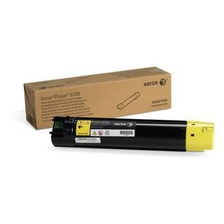 Xerox - Toner cartridge - 1 x yellow - 5000 pages - for P/N: 6700V_DT, 6700V_DTM, 6700V_DX, 6700V_DXM, 6700V_N, 6700V_NM...