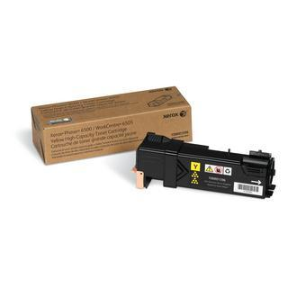 Xerox - Toner cartridge - high capacity - 1 x yellow - 2500 pages